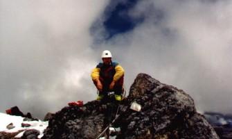 Carstensz Pyramid, първенец на Австралия и Океания, 1992